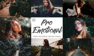 10 Pro Emotional Mobile and Lightroom 10089519