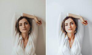 10 Pure White Lightroom Presets