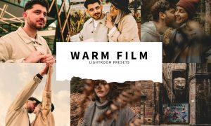 10 Warm Film Lightroom Presets 5978556