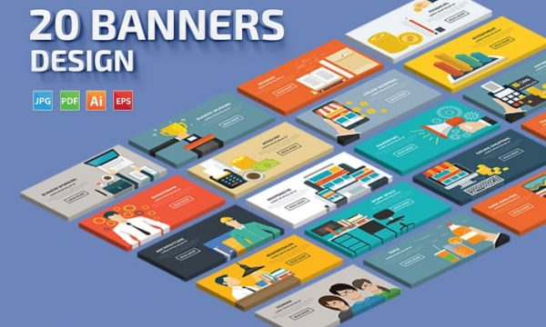 20 Banners HA9TR9