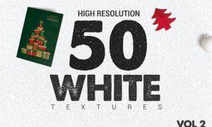 50 White Textures Bundle Vol2 UHTA98B