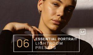 6 Essential Portrait Lightroom Presets + Mobile