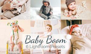 Baby Boom - Lightroom Presets Pack 5836549