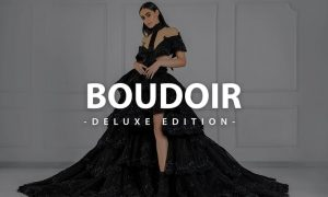 Boudoir Deluxe Edition | For Mobile and Desktop