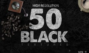 Bundle Black Textures Vol2 x50