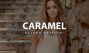 Caramel Deluxe Edition | For Mobile and Desktop