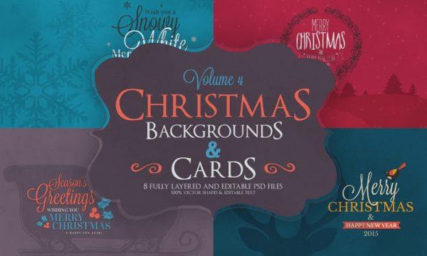 Christmas Cards Vol.4 Q3P368