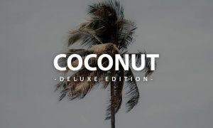Coconut Deluxe Edition | For Mobile and Desktop
