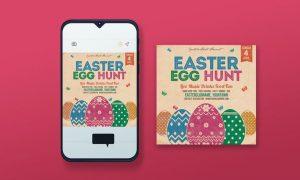 Easter Egg Hunt Instagram Post ZKWV4C8