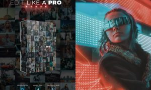 Edit Like A PRO 4th - Photoshop & Lightroom