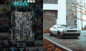 Edit Like A PRO 5th - Photoshop & Lightroom