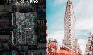 Edit Like A PRO 7th - Photoshop & Lightroom