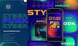 Fashion Cyberpunk Instagram 9UG5Q3T