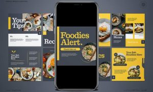 Food Instagram Coach Carousel DFC3WGQ