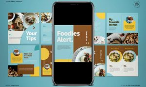 Food Instagram Coach Carousel S7M4MD8