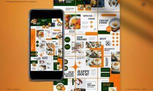 Food Instagram Puzzle JMFR26L
