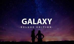 Galaxy Deluxe Edition   For Mobile and Desktop