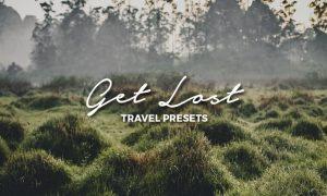 Get Lost Travel Lightroom Presets