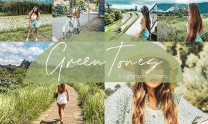Green Tones - Lightroom Presets Pack 5937840