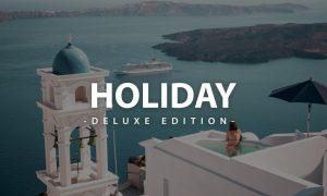 Holiday Deluxe Edition | For Mobile and Desktop