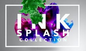 Ink Splash Collection PDE8S6