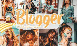 InstaBlogger Lightroom Presets 5868227