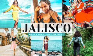 Jalisco Mobile & Desktop Lightroom Presets