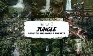 Jungle Lightroom Presets