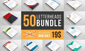 Letterheads Big Bundle 3016201