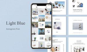 Light Blue Instagram Post RDN3YZA