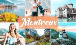 Montreux Mobile & Desktop Lightroom Presets