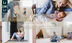 Mother Mobile/PC Lightroom Presets 5925668