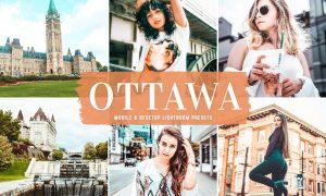 Ottawa Pro Lightroom Presets Pack 6012961