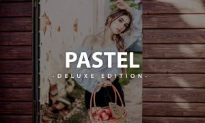 Pastel Deluxe Edition   For Mobile and Desktop