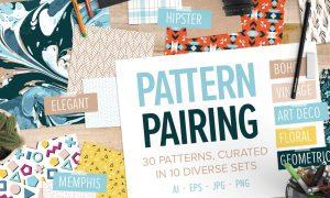 Pattern Pairing Bundle 1312405