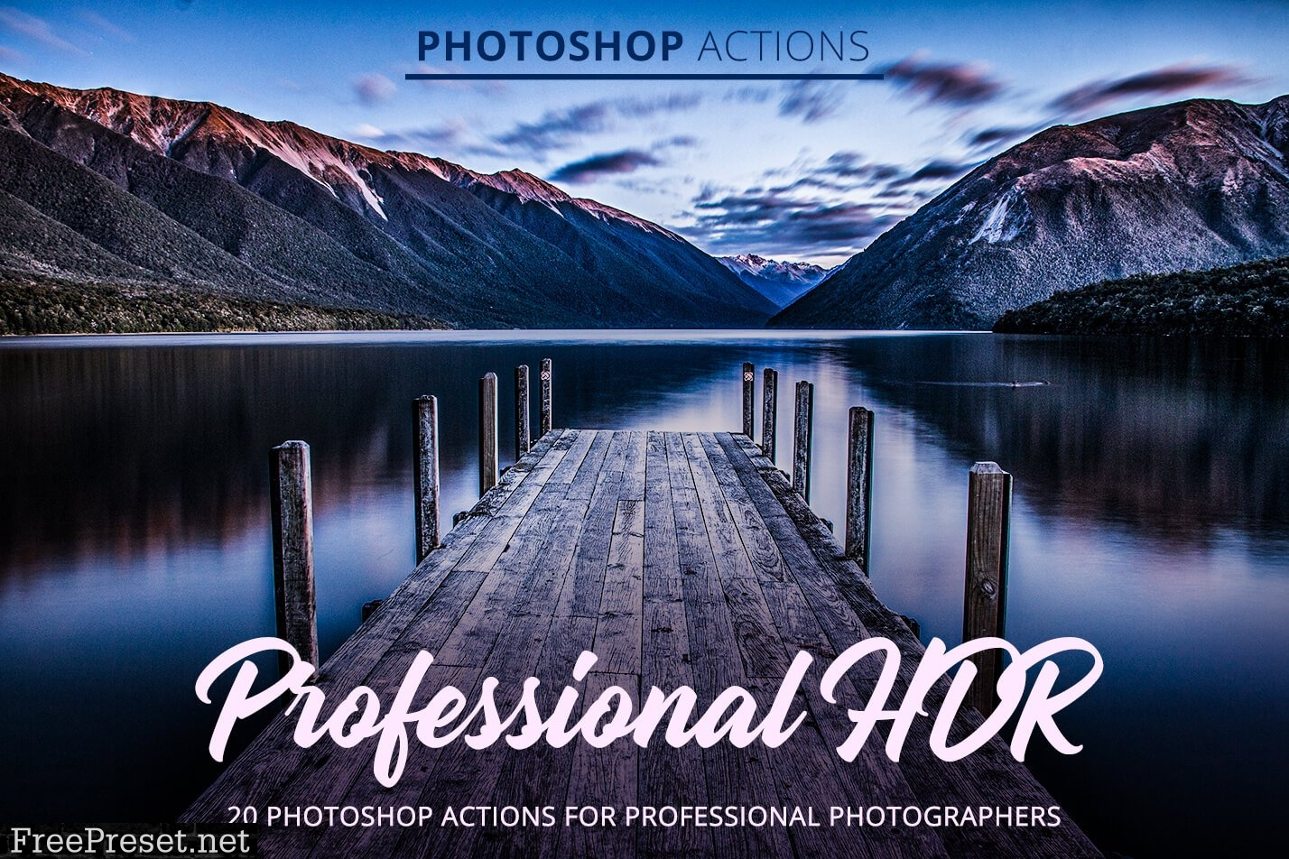 Professional HDR Actions for Ps 4845232