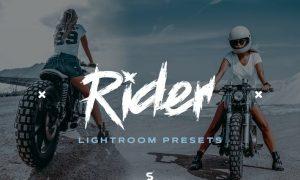 Rider Lightroom Presets