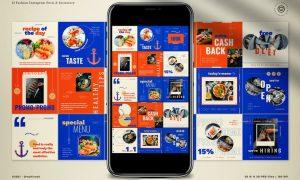 Seafood Instagram Pack HETBBHD