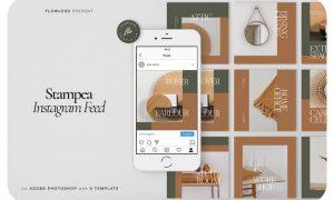 Stampea Instagram Feed 9VTCUXT
