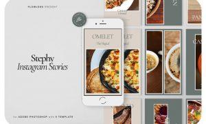 Stephy Instagram Stories MN6MX85