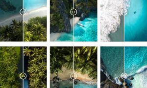The Drone Collection Vol.1 - Lightroom Presets (DESKTOP)