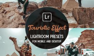 Touristic Effect - Lightroom Presets 30044605