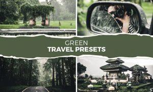 Travel Green Presets