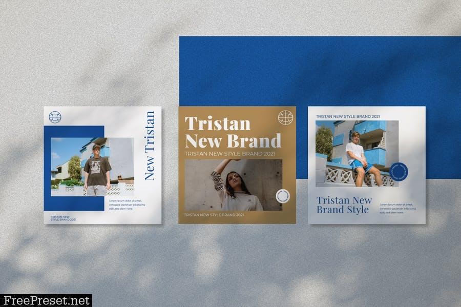 Tristan Instagram Template Vol.1 6TDWVFH