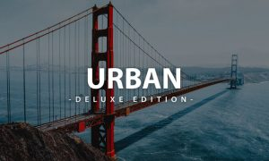 Urban Deluxe Edition | For Mobile and Desktop