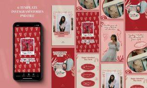 Valentine Instagram Stories 96RME9L