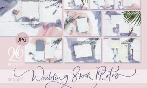 Wedding stock photo bundle TPCDFC