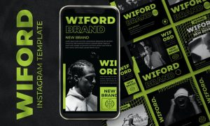 Wiford Instagram Template Vol.2 WZ42LVF