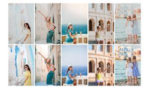02. Travel Blogger Presets