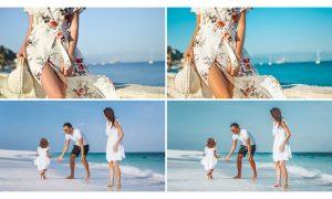 04. Summer Blogger - Presets
